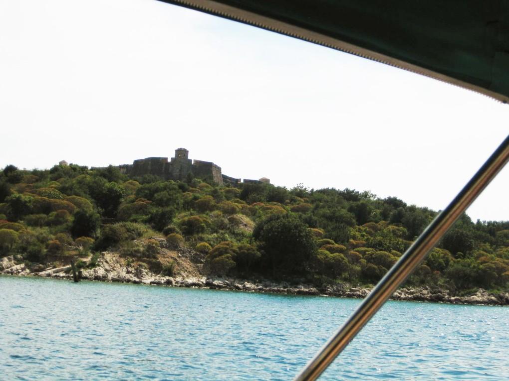Porto Palermo, Fort Ali Pasha of Tepelena,1804, venezianisch wie in Butrint